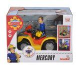 ATV Mercury, contine figurina Sam si accesorii