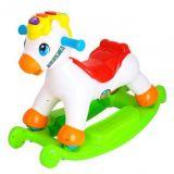 Balansoar poney cu lumini si sunete