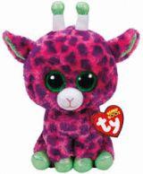Beanie Boos GILBERT - pink giraffe
