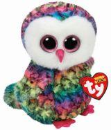 Beanie Boos OWEN - multicolor owl