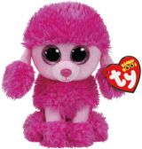 Beanie Boos PATSY - pink poodle