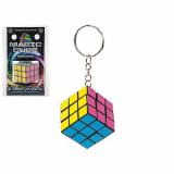 Breloc cubul magic Rubik