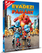 Cum sa evadezi de pe Pamant / Escape From Planet Earth - DVD