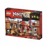LEGO NINJAGO Evadarea din inchisoarea Kryptarium 70591