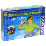 Fascinat sa descopar Electronica
