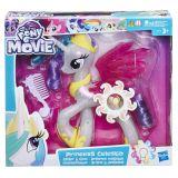 Figurina My Little Pony printesa Celestia stralucitoare