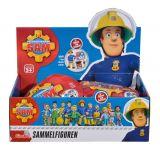 Figurine colectibile Fireman Sam, 5-7 cm, 12 modele