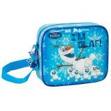 Geanta fashion OLAF bleu 20x24x8