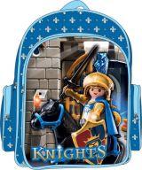 Ghiozdan gradinita Playmobil cavaleri