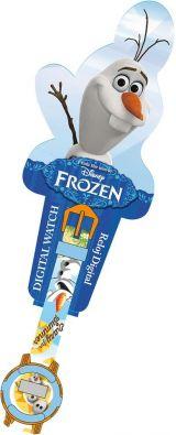 KE-Ceas de mana digital Frozen Olaf