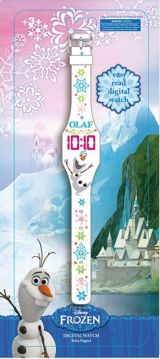 KE-Ceas digital afisaj led Frozen Olaf