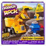 Kinetic Sand Rock set excavator 340 grame