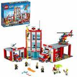 LEGO CITY Remiza de pompieri 60110