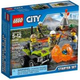 LEGO CITY Set pentru incepatori - Vulcanul 60120