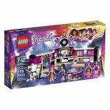 LEGO FRIENDS Garderoba vedetei pop 41104