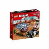 LEGO JUNIORS Antrenamentul de viteza al lui Willy 10742