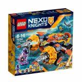 LEGO NEXO KNIGHTS Bubuitorul lui Axl 70354