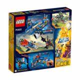 LEGO NEXO KNIGHTS Nava Aero Striker V2 a lui Aaron 70320