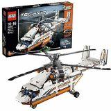 LEGO TECHNIC Elicopter de transporturi grele 42052