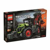 LEGO TECHNIC Tractor CLAAS XERION 5000 TRAC VC 42054