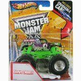 Masinuta Hot Wheels Monster Jam