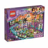 LEGO FRIENDS Montagne russe in parcul de distractii 41130