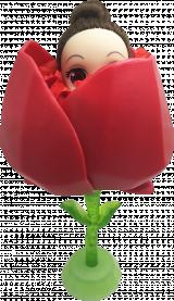 Papusica flower surprise - Chloe