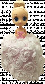 Papusica flower surprise - Lexi