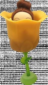 Papusica flower surprise - Nikki