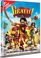 Piratii! O banda de neispraviti / The Pirates! Band of Misfits - DVD