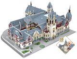 PUZZLE 3D CASTELUL PELES 80 PIESE - CUBIC FUN