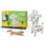 PUZZLE 3D - CBF1 - Giraffe