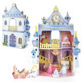 PUZZLE 3D - CBF4 - Fairytale Castle