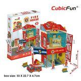 PUZZLE 3D - CBF4 - Fire Rescue