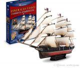 PUZZLE 3D - CBF5 - Esmeralda Vessel
