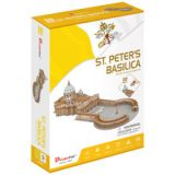 PUZZLE 3D - CBFE - St. Peter's Basilica