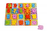Puzzle cu cifre