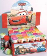 Solutie baloane de sapun Cars 60ml