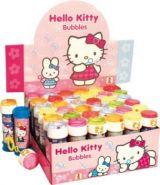 Solutie baloane de sapun Hello Kitty 60ml
