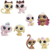 Set 2 figurine Littlest Pet Shop - Hasbro