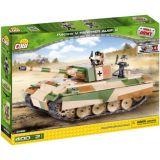 Set de construit tanc Panzer V Panther Ausf. G 400 piese