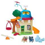 Set de joaca casa cateilor - Puppy dog pals