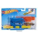 Set de joaca Hot Wheels cu lansator + masinuta