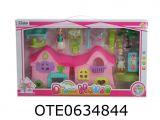 Set de joaca pentru fete Dream House