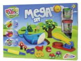 Set plastilina cu animale