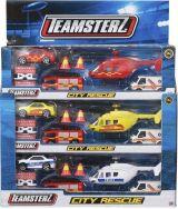 Set vehicule interventie cu accesorii
