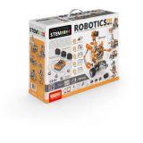 STEM ROBOTICA ERP PRO EDITION cu Bluetooth (incl. sofware pentru uz personal, manuale, 3 motoare, 2 IR senzori, 1 senzor tactil, 5 LEDuri)