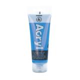 Tempera acrilica Primo 75 ml albastru marin