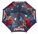 Umbrela manuala (2mod.asortate) 42 cm/8 f 64 cm Spiderman