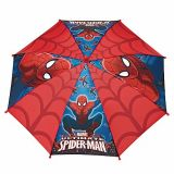 Umbrela manuala baston 38 cm/8 f 66 cm Spiderman